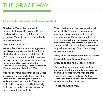grace prospectus 1