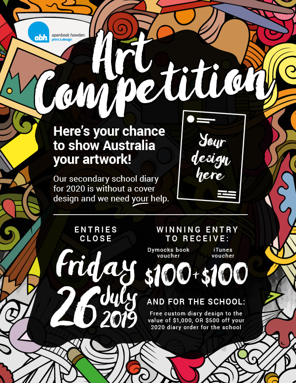 Art Competition Poster Design